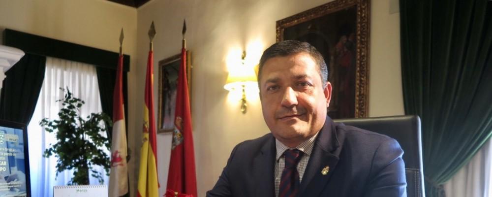 """García presidirá la Comisión de Función Pública y RRHH de la FEMP para que el medio rural """"cuente con servicios básicos de calidad"""""""