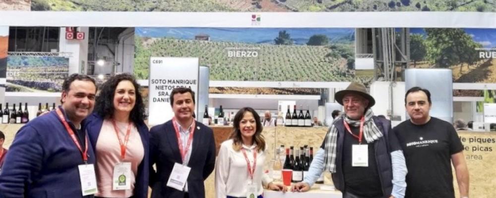 Ávila Auténtica impulsa la exportación de las bodegas abulenses en la Barcelona Wine Week