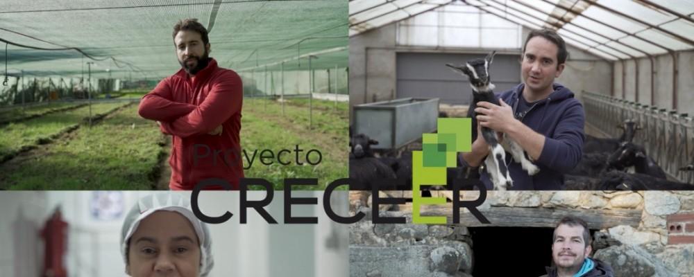 La Diputación divulgará nueve vídeos con la experiencia de las empresas abulenses del Proyecto CRECEER