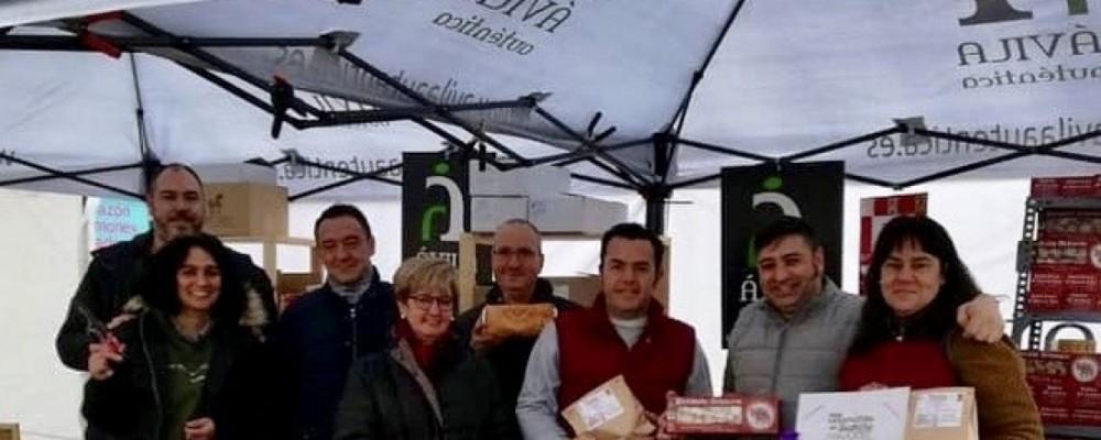 Cuatro empresas agroalimentarias abulenses, en el segundo fin de semana de Ávila Auténtica en Mercado Productores