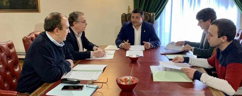 La Diputación aplica las medidas preventivas y recomendaciones de la Junta acerca del COVID-19