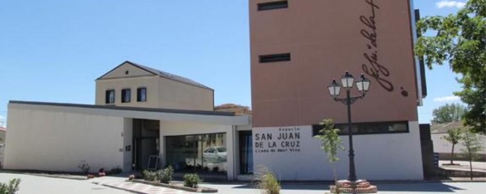 El Espacio Cultural 'San Juan de la Cruz' de Fontiveros, cedido a la Junta durante la emergencia del COVID-19