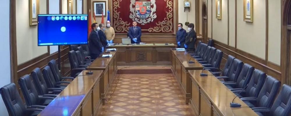El Pleno Provincial aprueba la línea de financiación de un millón de euros para la lucha de los municipios contra la COVID-19