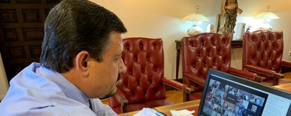 Carlos García agradece el Fondo Extraordinario de la Junta para ayudar a las entidades locales