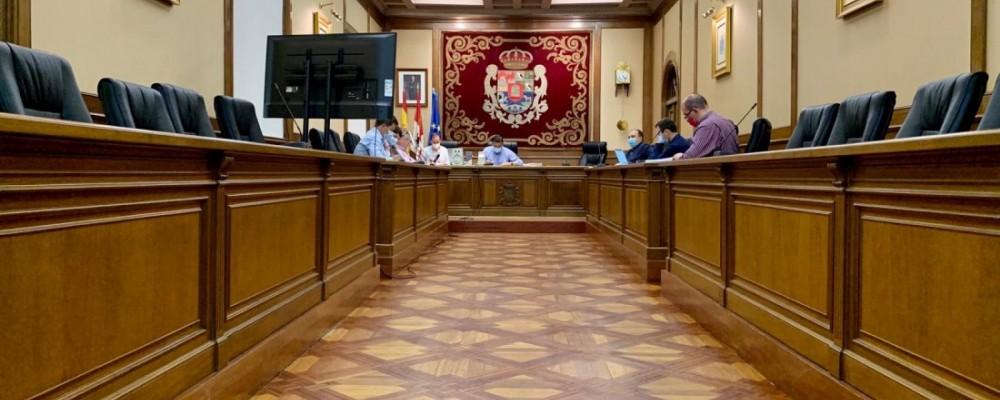 La Diputación realizará test serológicos a todos los trabajadores municipales de los 247 ayuntamientos abulenses