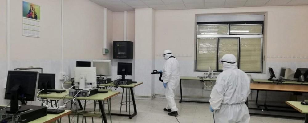 Concluye la quinta ronda de desinfecciones en las residencias de mayores de la provincia