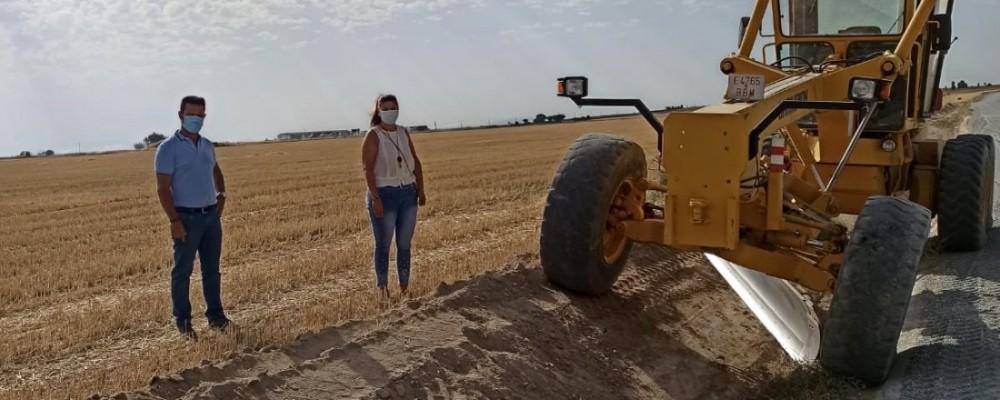 Finaliza el primer ciclo de la campaña para el control de topillos en La Moraña