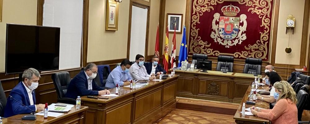 La Mesa del Ferrocarril insiste en reclamar al Gobierno compromiso y voluntad con las comunicaciones de Ávila