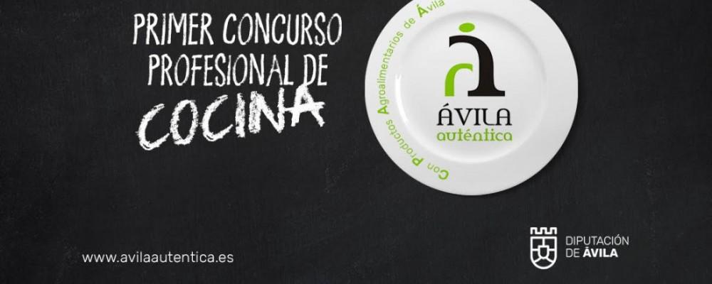 Los semifinalistas del Concurso Nacional de Cocina de Ávila Áuténtica, de siete procedencias distintas