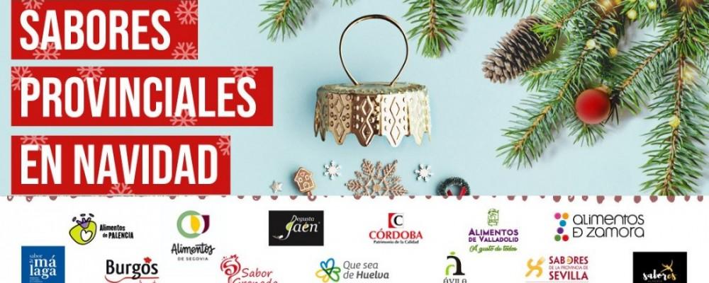 Ávila Auténtica participa en 'Sabores provinciales en Navidad'