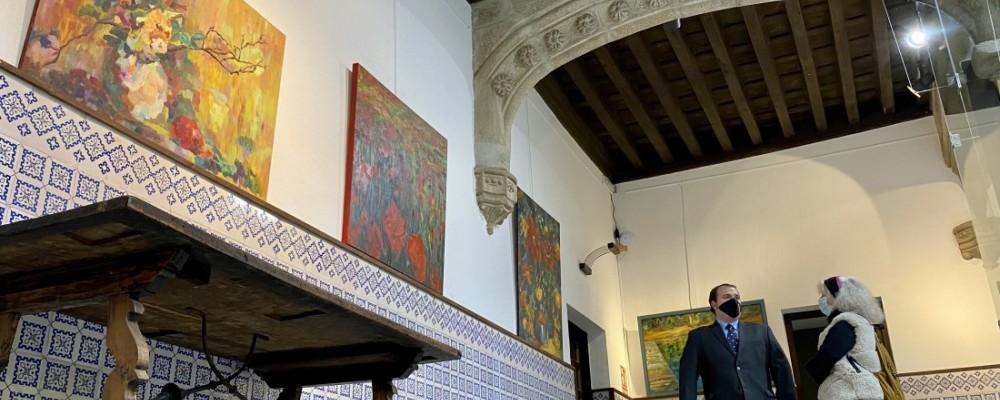 'Ausencias', la exposición de Ana Regina Méndez que cierra 2020 y abrirá 2021 en el Torreón de los Guzmanes