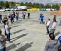 Foto de El Programa Elmet 20 comienza con la formación de los trabajadores en el Parque de Vías y Obras