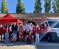 Foto de Cruz Roja renueva equipamiento y vehículos gracias al convenio con la Diputación