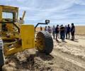 Foto de Agricultores y alcaldes agradecen la rapidez de la Diputación para controlar los topillos en La Moraña