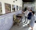 Foto de Las piedras sagradas de 'Sacra Saxa' seguirán en el Torreón de los Guzmanes hasta el 11 de septiembre