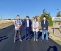 Foto de Casi 300.000 euros para mejorar la carretera que une las localidades morañegas de Horcajo y Madrigal