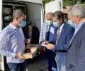 Foto de La Diputación testea la eficacia de los nanosensores del proyecto NanoSen para medir la calidad del aire