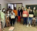 Foto de Doce mediadores juveniles y monitores de ocio, formados en prevención de consumo de alcohol y drogas