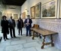 Foto de 37 cuadros del Grupo Spiral XIII se muestran en el Torreón de los Guzmanes hasta el 27 de noviembre