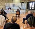 Foto de La Diputación aborda con los municipios el convenio para dotar de depuradoras a los pueblos de 500 a 2.000 habitantes equivalentes