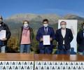 Foto de La Diputación impulsa el aceite de oliva del Tiétar con el objetivo de lograr la primera DOP de Castilla y León