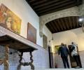 Foto de 'Ausencias', la exposición de Ana Regina Méndez que cierra 2020 y abrirá 2021 en el Torreón de los Guzmanes