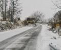 Foto de Todo el dispositivo provincial de vialidad invernal, activado ante la primera aparición de la nieve