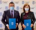 Foto de La Diputación costeará la defensa jurídica de los municipios de hasta mil habitantes gracias al convenio con el Colegio de Abogados