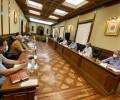 La Diputación aporta dos motoniveladoras para combatir los topillos en las explotaciones agrícolas