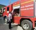 La Diputación revisa los vehículos que han participado en el Plan contra Incendios de este verano