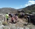 Casi 1.200 personas visitaron el Museo Abierto del Valle Amblés y la Sierra de Ávila durante este verano