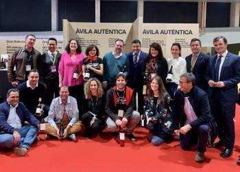 Diecinueve empresas y diez bodegas ya muestran su calidad en Madrid Fusión bajo la marca Ávila Auténtica (3º Fotografía)