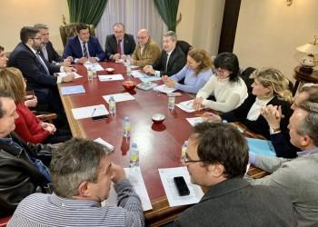 """Carlos García anuncia """"las medidas que se crean oportunas"""" si el Gobierno no escucha a la Mesa del Ferrocarril"""