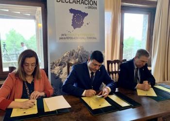 La Declaración de Gredos por la Repoblación y el emprendimiento en el medio rural, un hito en las estrategias para superar el Reto Demográfico