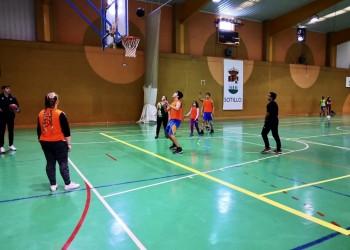 Sotillo acoge la entrega de medallas de Esgrima y un 3x3 de Baloncesto en los Juegos Escolares de la Diputación (3º Fotografía)