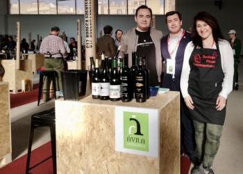 Ávila Auténtica impulsa la exportación de las bodegas abulenses en la Barcelona Wine Week (2º Fotografía)