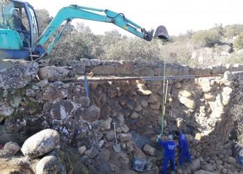 La Diputación pone en marcha las obras de restauración del puente de la Fonseca (2º Fotografía)