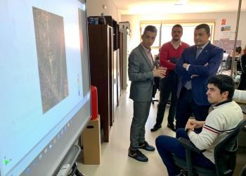 Diputación y USAL ultiman un convenio para prevenir fuegos e inundaciones en los 247 municipios abulenses (2º Fotografía)