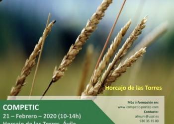 Las Jornadas de Agricultura Inteligente del programa Competic llegan a Horcajo de las Torres
