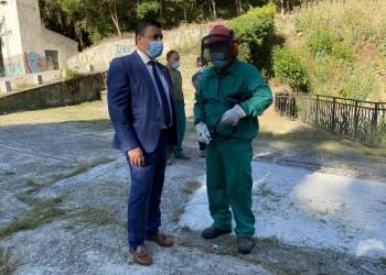 El presidente asiste en Arévalo a la primera jornada de trabajo del Porgrama Elmet (2º Fotografía)