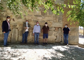 Papatrigo, primera parada de la exposición fotográfica 'La Moraña rural, Moraña natural' (3º Fotografía)