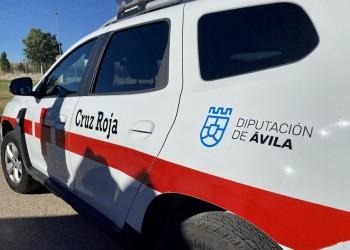 Cruz Roja renueva equipamiento y vehículos gracias al convenio con la Diputación (3º Fotografía)