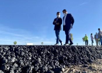 Casi 300.000 euros para mejorar la carretera que une las localidades morañegas de Horcajo y Madrigal (3º Fotografía)