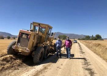 La campaña de la Diputación contra la proliferación de topillos llega al Valle Amblés (2º Fotografía)
