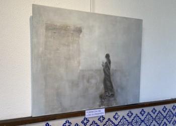 La 'Herencia Medieval' abulense de Ana Reynolds ya se puede contemplar en el Torreón de los Guzmanes (2º Fotografía)
