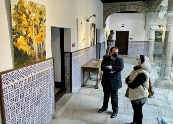 'Ausencias', la exposición de Ana Regina Méndez que cierra 2020 y abrirá 2021 en el Torreón de los Guzmanes (2º Fotografía)