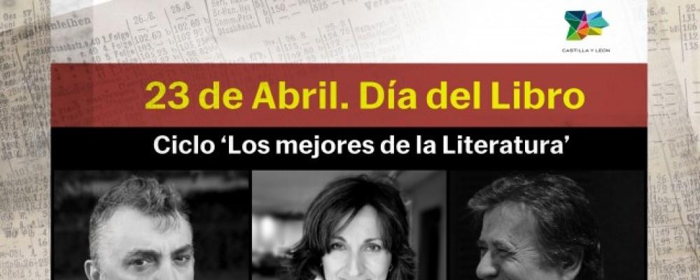 La Diputación y el Instituto Castellano y Leonés de la Lengua organizan el ciclo 'Los mejores de la Literatura' para celebrar el Día del Libro