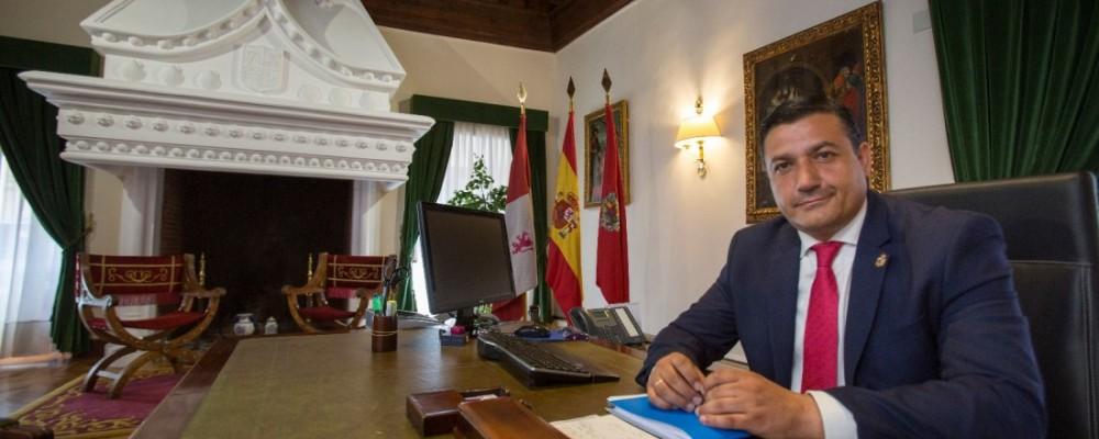 El presidente de la Diputación, ingresado con COVID-19 en el Complejo Asistencial de Ávila