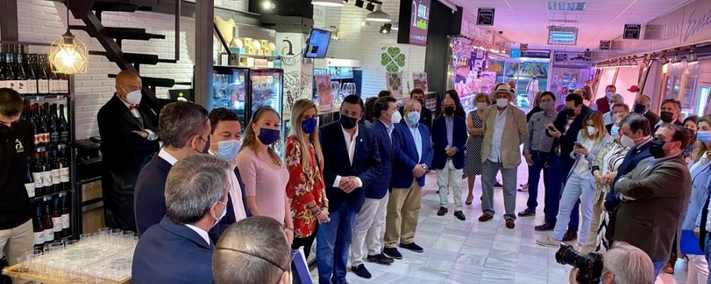 Ávila Auténtica inaugura su primer espacio de venta física en el Mercado de Chamartín de Madrid