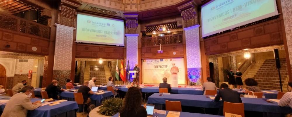La Diputación participa en el proyecto europeo FIROPOCTEP para la prevención de incendios